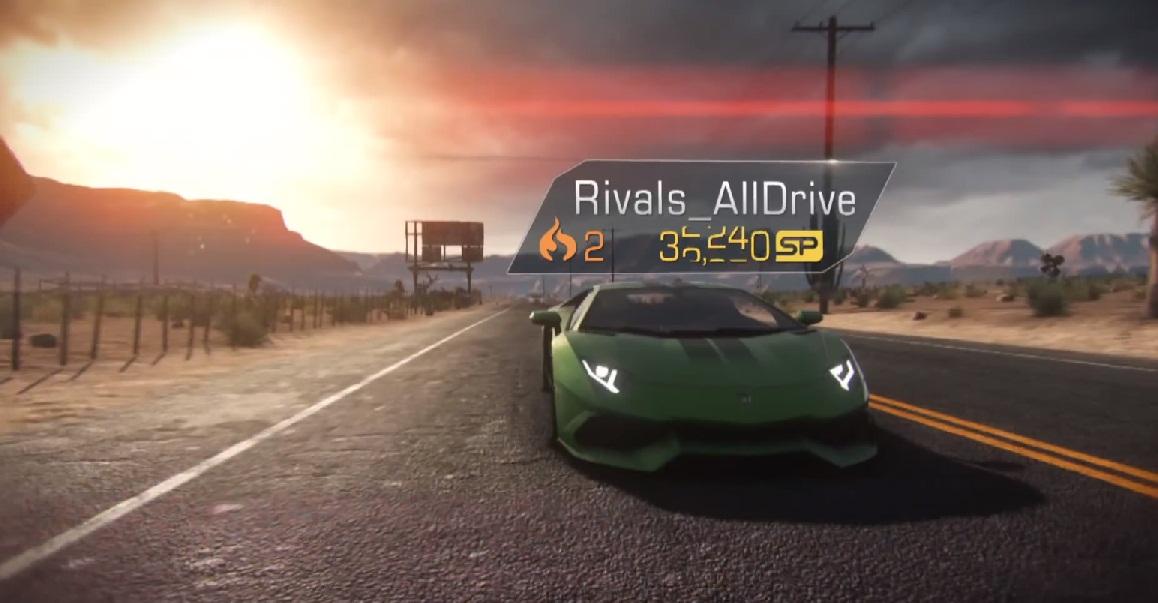 Скачать кряк для игры Need For Speed. Rivals